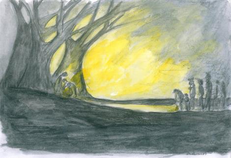 Desenho Margarida Alvim