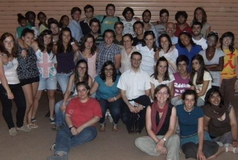 Taize 2012 com Reparadores
